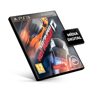 Need for Speed Hot Pursuit - PS3 Mídia Digital