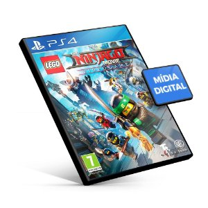 LEGO® NINJAGO® Movie Video Game - PS4 Mídia Digital