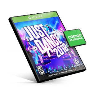 Just Dance® 2018 - Xbox One - Código 25 Dígitos