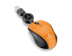 MOUSE USB RETRATIL GT COLORS  GOLDENTEC