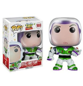 Funko Pop Vinyl  Buzz Lightyear - Toy Story
