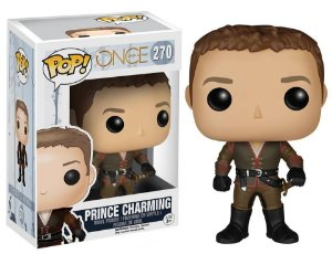 Funko Pop Vinyl Prince Charming - Once Upon A Time