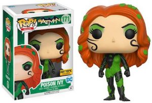 Funko Pop Vinyl Poison Ivy - Batman
