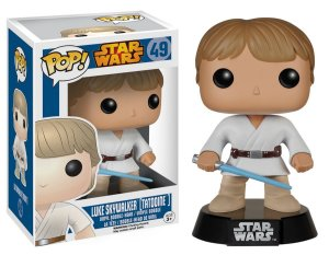 Funko Pop Vinyl Luke Skywalker #49 - Star Wars