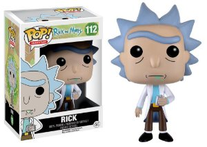Funko Pop Rick and Morty - Rick
