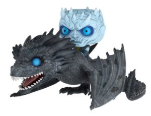 Funko Pop Night King on Viserion - Game of Thrones
