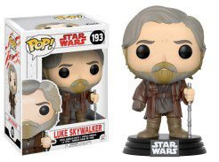 Funko Pop Vinil Star Wars - Luke Skywalker