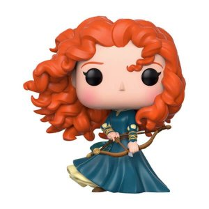 Funko Pop Vinil Disney Valente - Merida
