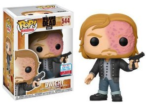 Funko Pop Vinyl NYCC 2017 - The Walking Dead Dwight