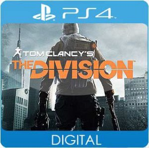 Tom Clancy's The Division PS4 Mídia Digital