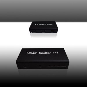 Divisor HDMI 3D HE3114 - 1in x 4 out DIAMOND