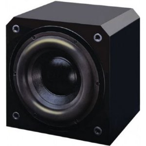 Subwoofer Ativo HRS 8 High Resolution Series