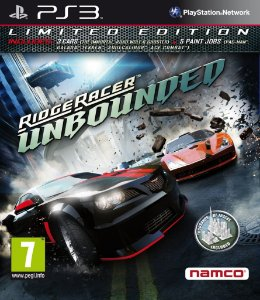 Ridge Racer Unbounded Limited Edition - PS3