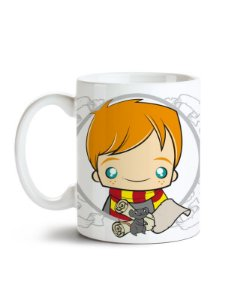 Caneca Harry Potter - Rony