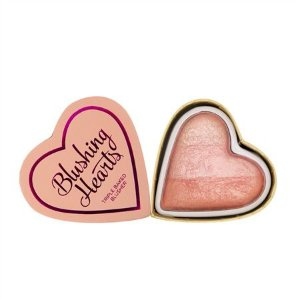 Iluminador I Heart Makeup Blushing Hearts - Peachy Pink Kisses