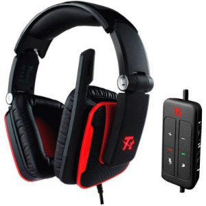 Fone Thermaltake Shock One Headset USB 5.1 Surround - OPEN BOX - OUTLET