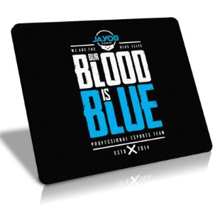 Mousepad Winpad Jayob Our Blood is Blue Grande Control (45x40cm)