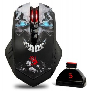 Mouse A4Tech Bloody R8A Wireless Zero Lag 4.000 CPI (Ultra Core 3 Ativado)