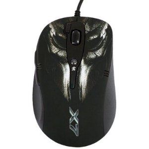 Mouse A4Tech X-760H 2000DPI USB X7 Anti-Vibrate Gaming Mouse