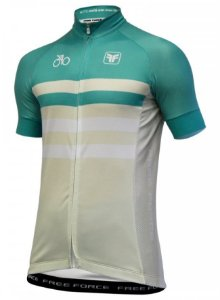 CAMISA CICLISMO MASCULINA - OPACITY - FREE FORCE
