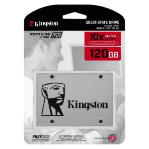 "HD SSD Kingston SSDNow UV400 Series 2.5"" 120GB SATA III TLC (SUV400S37/120G)"
