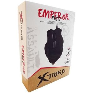 Mouse Gamer X-Trike Emperor Hate 5700 DPI (MTLMOUISI983)