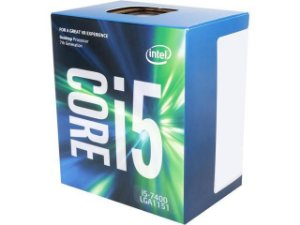 Intel Core i5-7400 6MB Kaby Lake Quad-Core 3.0 GHz LGA 1151 65W (BX80677I57400)