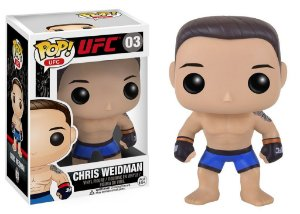 UFC Chris Weidman Pop - Funko
