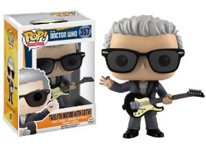 Doctor Who Twelfth Doctor with Guitar Pop - Funko