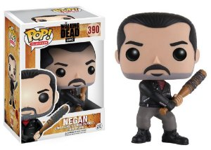 ***EM OUTUBRO*** The Walking Dead Negan Pop - Funko