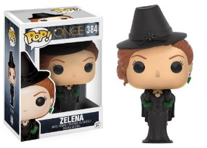 Once Upon a Time Zelena Pop - Funko