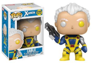 X-Men Cable Pop - Funko