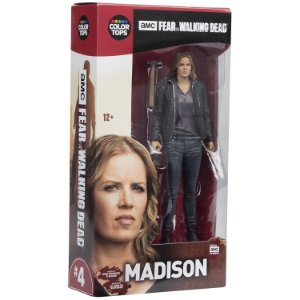 Fear The Walking Dead Color Tops Madison - McFarlane Toys