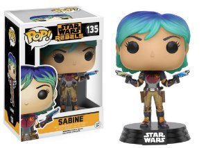 Star Wars Rebels Sabine Pop - Funko