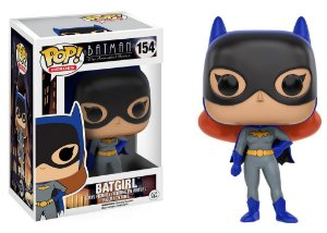 Batman The Animated Series Batgirl Pop - Funko