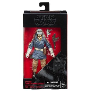 Star Wars Black Series Captain Cassian Andor (EADU) - Hasbro