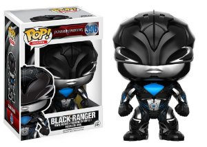 Power Rangers Movies Black Ranger Pop - Funko