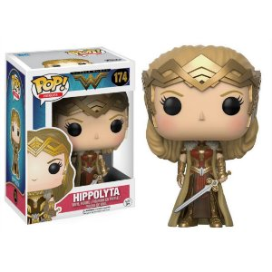 Wonder Woman Hippolyta Pop - Funko