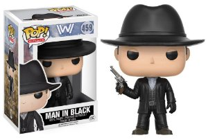 Westworld Man In Black Pop - Funko