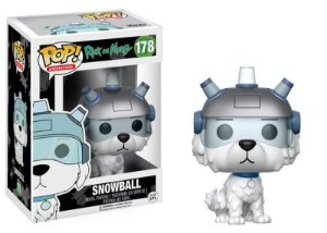 Rick And Morty Snowball Pop - Funko