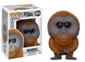 Planeta dos Macacos War For The Planet of The Apes Maurice Pop - Funko
