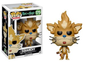 Rick and Morty Squanchy Pop - Funko