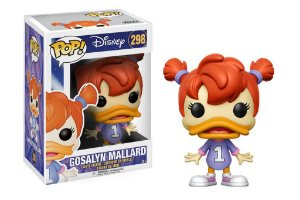 Disney Darkwing Duck Gosalyn Mallard Pop - Funko