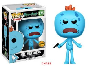 Rick and Morty Mr. Meeseeks Chase Limited Edition Pop - Funko