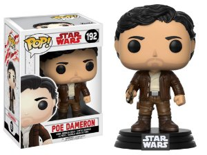 Star Wars Last Jedi Poe Dameron Pop - Funko