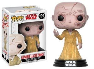 Star Wars Last Jedi Supreme Leader Snoke Pop - Funko