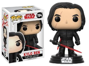 Star Wars Last Jedi Kylo Ren Pop - Funko