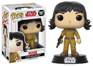 Star Wars Last Jedi Rose Pop - Funko