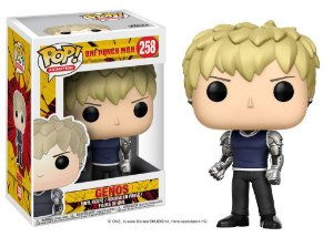 One Punch Man Genos Pop - Funko