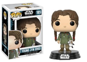 Star Wars Rogue One Young Jyn Erso Pop - Funko